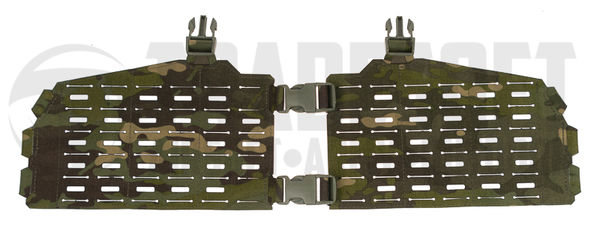Templar's Gear SCR12 Squire -split chest rig paneeli,  Multicam Tropic